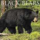 Black Bears 2020 Wall Calendar - Book