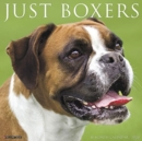 Just Boxers 2020 Wall Calendar (Dog Breed Calendar) - Book