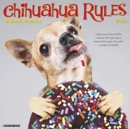 Chihuahua Rules 2020 Wall Calendar (Dog Breed Calendar) - Book
