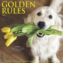 Golden Rules 2020 Wall Calendar (Dog Breed Calendar) - Book