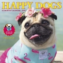 Happy Dogs 2020 Wall Calendar - Book