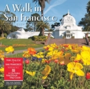 A Walk in San Francisco 2021 Wall Calendar - Book