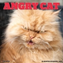 Angry Cat 2021 Wall Calendar - Book