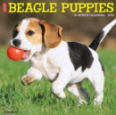 Just Beagle Puppies 2021 Wall Calendar (Dog Breed Calendar) - Book