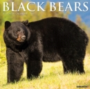 Black Bears 2021 Wall Calendar - Book