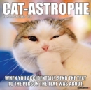 Cat-Astrophe 2021 Wall Calendar - Book