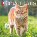 Just Ginger Cats 2021 Wall Calendar - Book