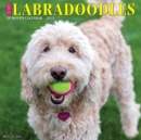 Just Labradoodles 2021 Wall Calendar (Dog Breed Calendar) - Book