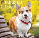 Just Pembroke Corgis 2021 Wall Calendar (Dog Breed Calendar) - Book