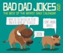 Bad Dad Jokes 2021 Box Calendar - Book