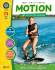 Motion Gr. 5-8 : Force & Motion Series - eBook