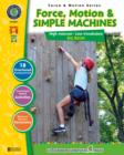 Force, Motion & Simple Machines Big Book Gr. 5-8 - eBook