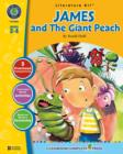 James and the Giant Peach - Literature Kit Gr. 3-4 - eBook