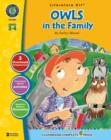 Owls in the Family - Literature Kit Gr. 3-4 - eBook
