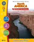 North America Gr. 5-8 : World Continents Series - eBook