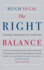 The Right Balance : Canada's Conservative Tradition - eBook
