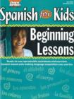 Spanish for Kids : Resource Book - Book