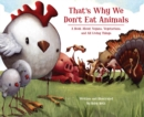 That's Why We Don't Eat Animal - Book