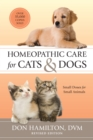 Homeopathic Care For Cats And Dogs - Book