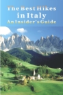 The Best Hikes in Italy: An Insider's Guide - eBook