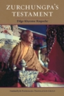 Zurchungpa's Testament - Book