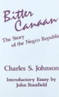 Bitter Canaan : Story of the Negro Republic - Book