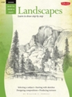 Drawing: Landscapes (How to Draw and Paint) : Learn to Paint Step by Step - Book
