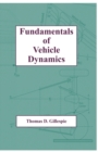 Fundamentals of Vehicle Dynamics - Book