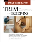 Trim Carpentry and Built-ins - Book
