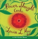 Power Thought Cards - Book