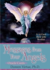 Messages From Your Angels Oracle Cards - Book