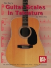 Guitar Scales in Tablature - Book