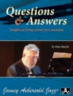 Questions & Answers: Insights on being a better Jazz Musician (All Instruments) - Book