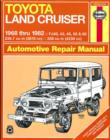 Toyota Land Cruiser (68 - 82) - Book