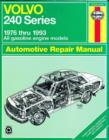 Volvo 240 Series (76 - 93) - Book