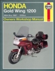 Honda Gold Wing 1200 (USA) (84 - 87) - Book