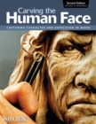 Carving the Human Face, 2nd Edn, Rev & Exp - Book