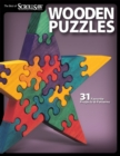 Wooden Puzzles - Book