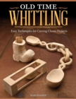 Old Time Whittling - Book