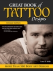 Great Book of Tattoo Designs, Revised Ed - Book