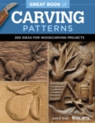 Great Book of Carving Patterns - Book
