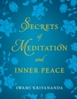 Secrets of Meditation and Inner Peace - eBook