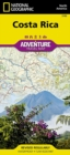 Costa Rica : Travel Maps International Adventure Map - Book