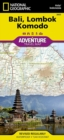 Bali, Lombok, and Komodo : Travel Maps International Adventure Map - Book