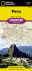 Peru : Travel Maps International Adventure Map - Book