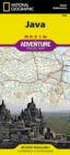 Java : Travel Maps International Adventure Map - Book