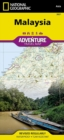 Malaysia : Travel Maps International Adventure Map - Book