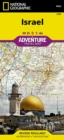 Israel : Travel Maps International Adventure Map - Book