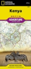 Kenya : Travel Maps International Adventure Map - Book