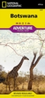Botswana : Travel Maps International Adventure Map - Book